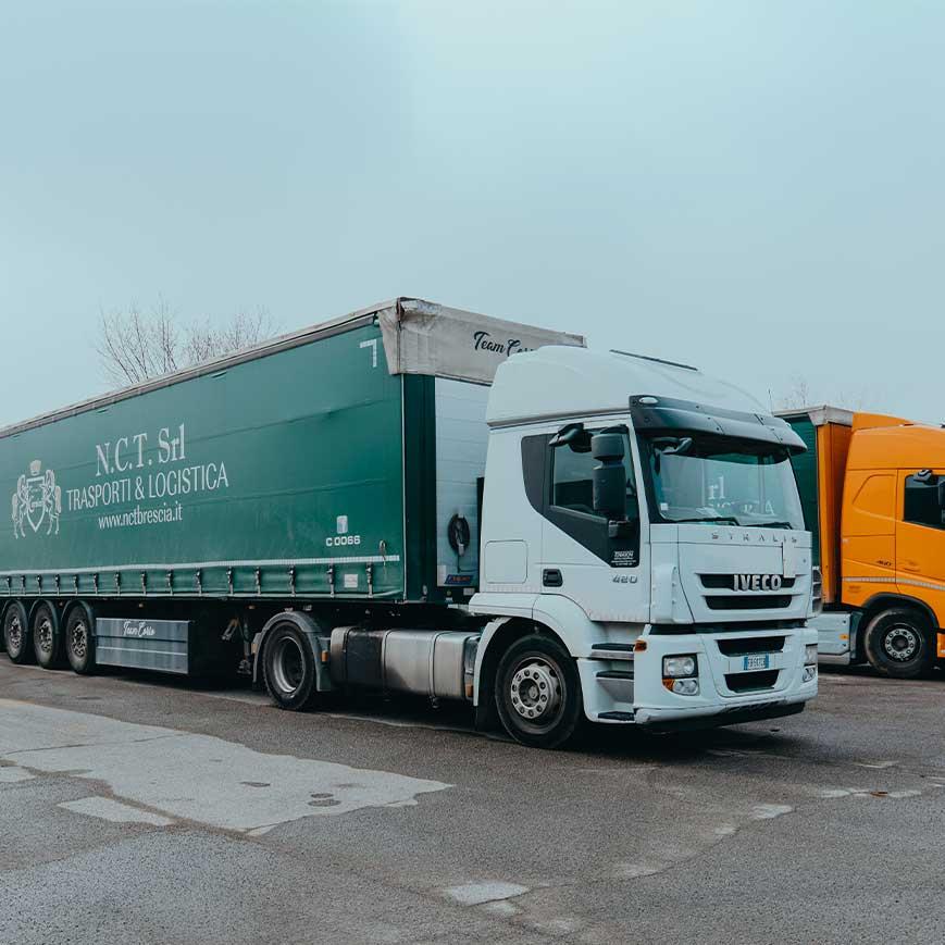NCT Logistica e trasporti