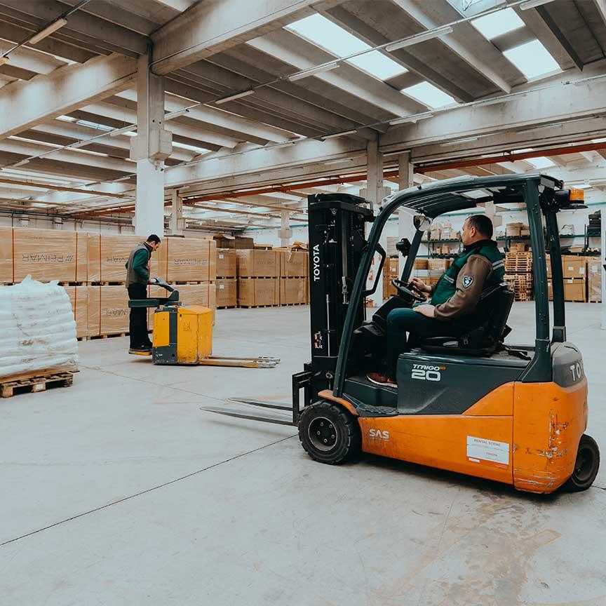 NCT - Logistica e trasporti